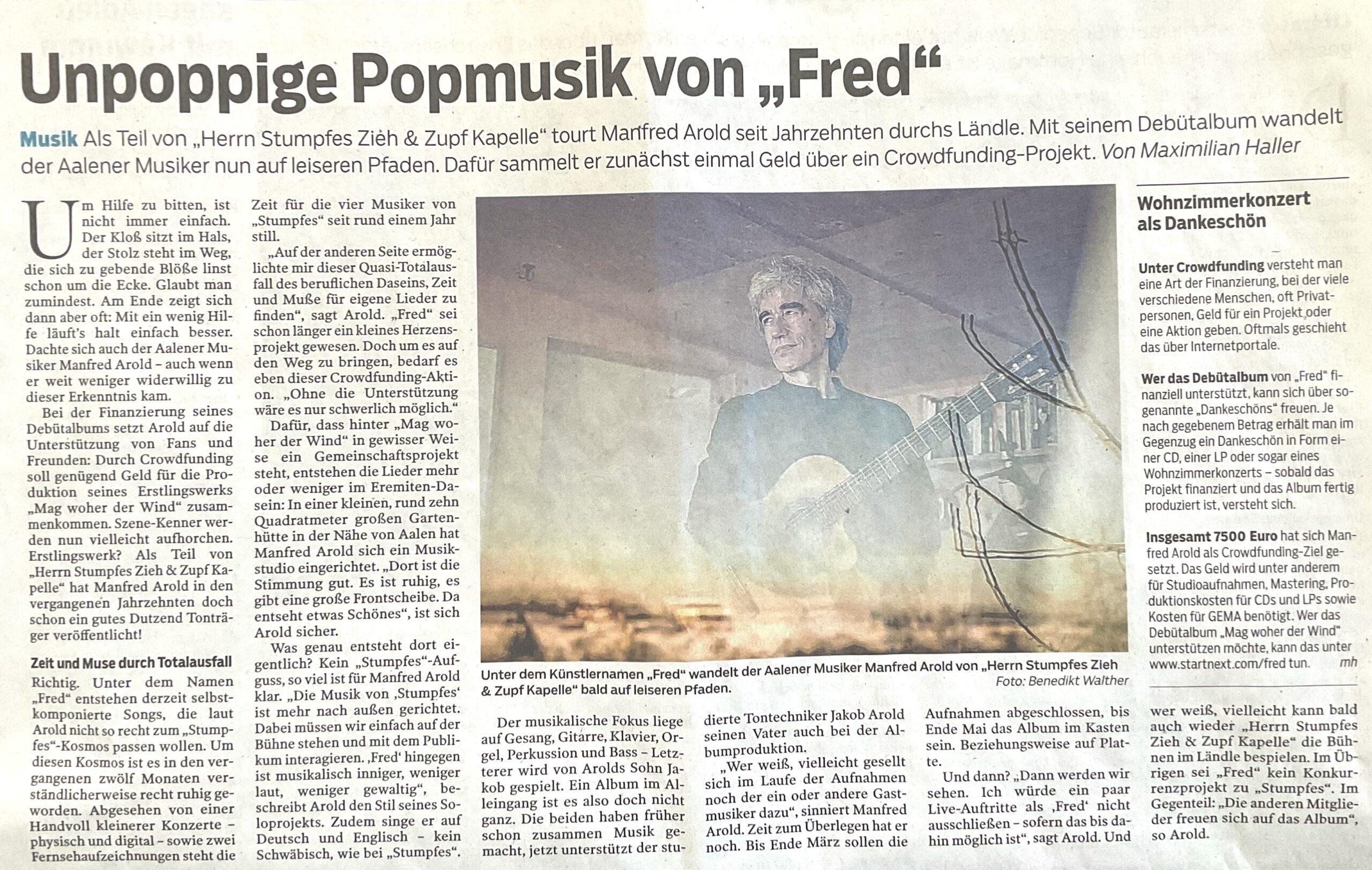 24.02.2021 Heidenheimer Zeitung